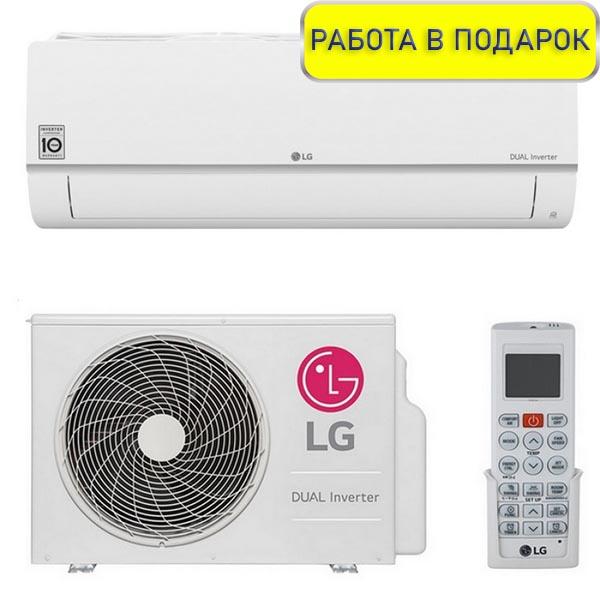 Кондиционер LG P09SP2 серии Mega DUAL Inverter